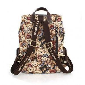 Commuter backpack for women