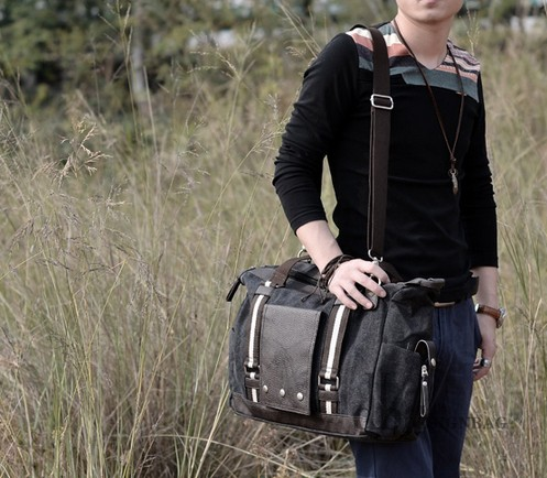 Shoulder bags for travel, shoulder book bag - BagsEarth