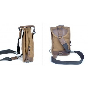 canvas bag backpack