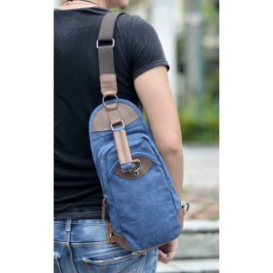 blue bag backpack