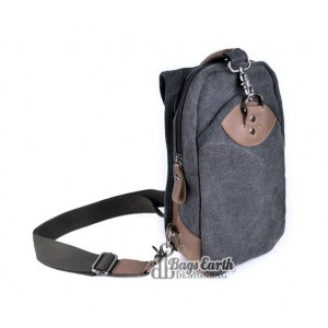 black Bag shoulder travel