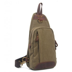 army green Best sling bag