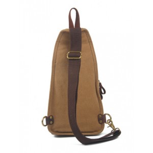 khaki Best sling bag