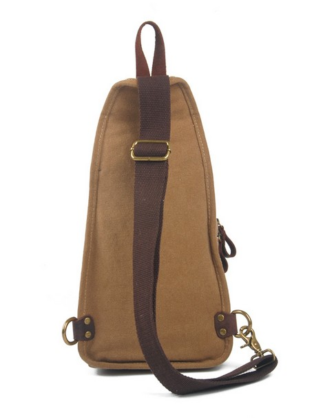 Best sling bag, canvas sling bag - BagsEarth