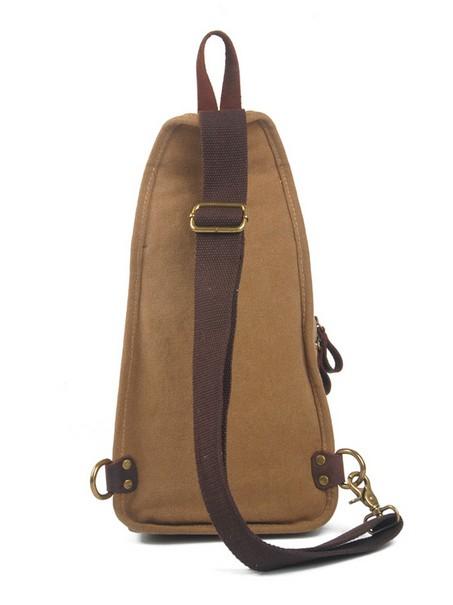 Best sling bag, canvas sling bag - BagsEarth