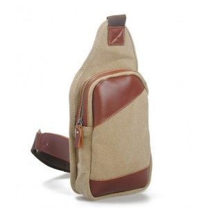 khaki Backpacks sling