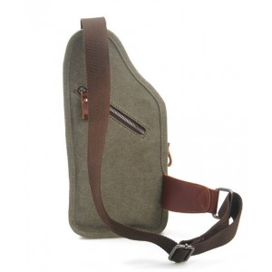 army green Backpacks sling