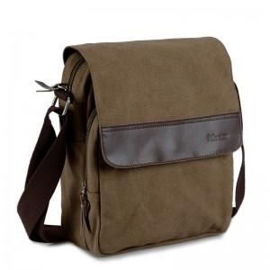 coffee IPAD across the shoulder bag