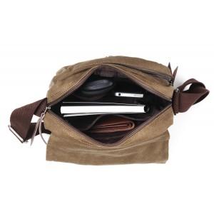 coffee across the shoulder bag