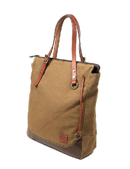 Canvas Large Travel Tote Bag