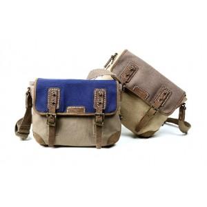 canvas shoulder bags for men