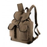 Men's everyday backpack purse