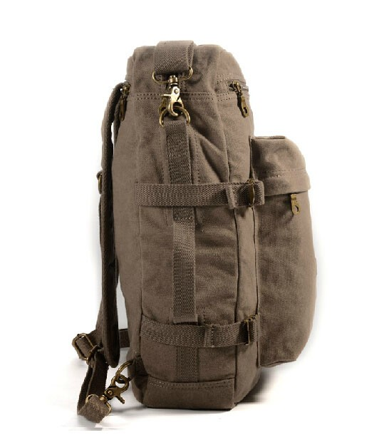 Hiking back pack · vintage canvas shoulder bag rucksack backpack · back  pack · shoulder bag rucksack backpack ... 51f3d27ca6ba