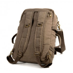 khaki Hiking back pack