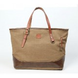 Heavy duty canvas bag, retro shoulder bags