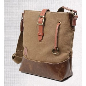 khaki Purses shoulder bags
