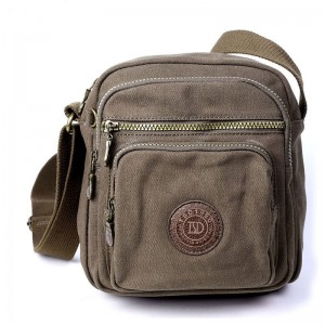 Small khaki messenger bags, Army green shoulder bag