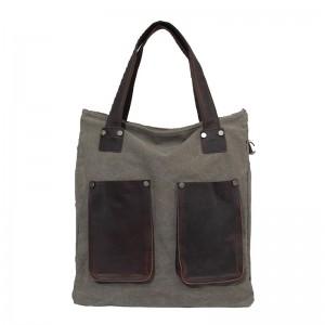 COFFEE retro canvas shoulder bags