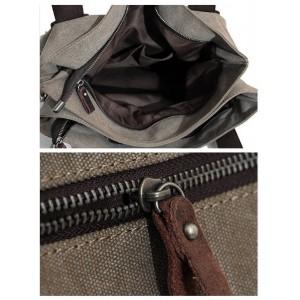 retro canvas shoulder bags