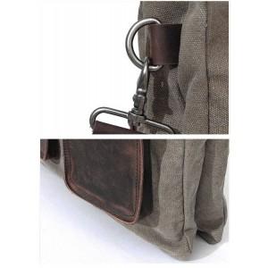 canvas shoulder bags