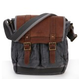 Canvas Messanger Bag, Mens Shoulder Canvas Bags