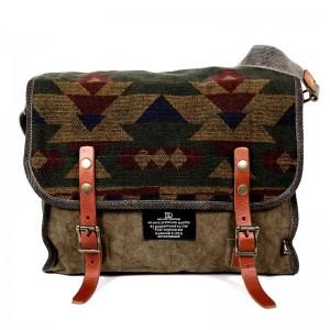 High Quality Canvas Shoulder Bag