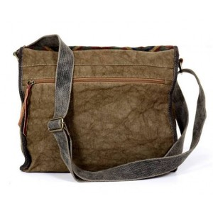 Quality Canvas Shoulder Bag