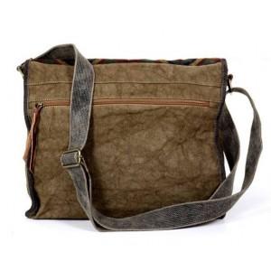 Quality Canvas Shoulder Bag