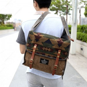 Popular Messenger Canvas Bag