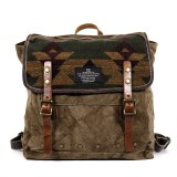 Latest Trends Style Canvas Backpacks, Popular Canvas Laptop Rucksack