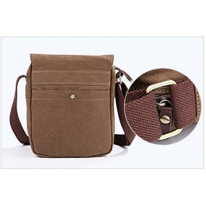 Leisure messenger bag khaki