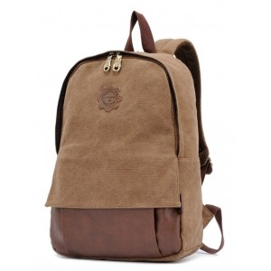 Vintage canvas backpack for women, canvas backpack for sale