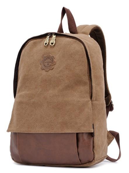 Vintage Canvas Backpack For Women Canvas Backpack For
