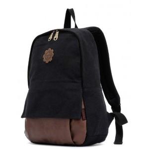 black canvas backpack for sale