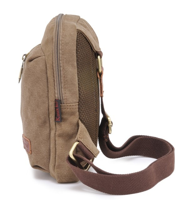 Backpack with one shoulder strap, cross body sling bag - BagsEarth