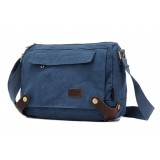 Canvas satchels bag, canvas messenger bag natural