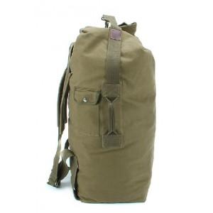 Canvas knapsack bag, canvas rucksack large