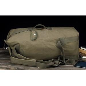 Canvas knapsack bag for boys