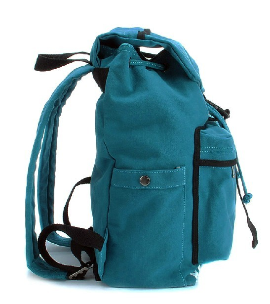 Canvas backpacks girls, computer laptop bag for women - BagsEarth