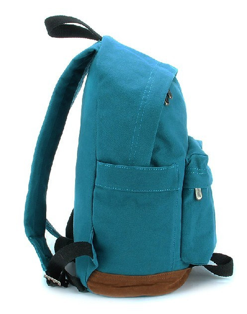 Canvas backpack purses women, best 14 inch laptop bag - BagsEarth