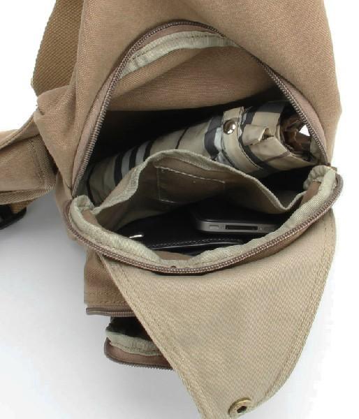 2792bb3721 ... khaki 1 strap backpack · khaki cool backpack for girls ...