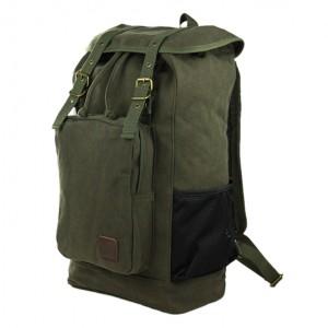 Canvas rucksack backpack, best laptop backpack for travel