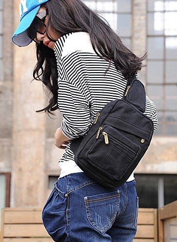 ... womens Backpack one strap ... 0da3016838