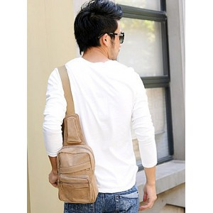 mens backpack single strap