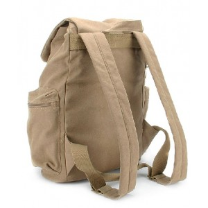 khaki best laptop backpack