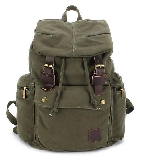 Canvas Knapsack Backpack Best Laptop Backpack Bagsearth