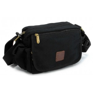 IPAD mens canvas messenger bag, canvas shoulder bag popular design color