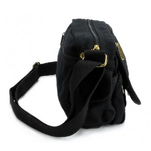 canvas shoulder bag popular design color