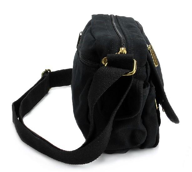 Canvas Shoulder Bag Popular Design Color Travel