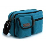 Messenger bag for men canvas